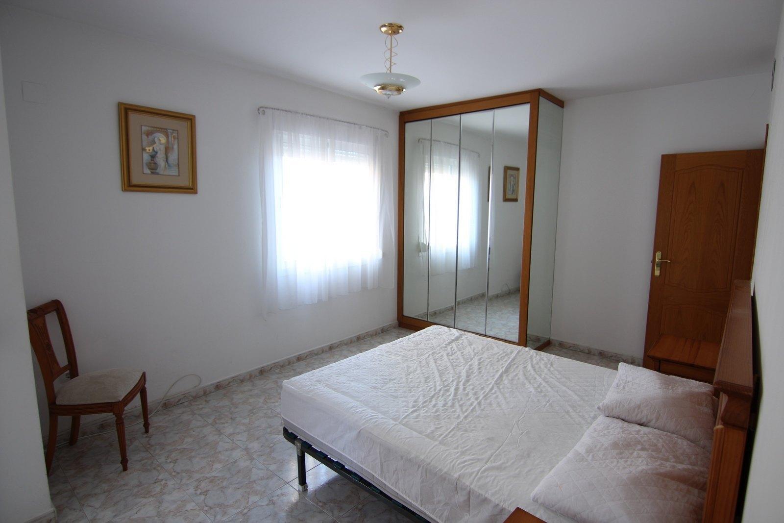 Appartement met uitzicht op de zee te koop in Moraira.