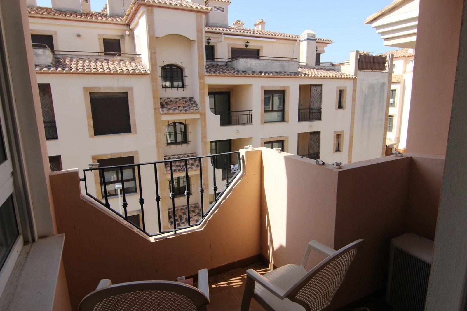 Modern appartement te koop in het centrum van Moraira.